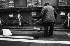 Street Fragments #392 - FUKUOKA Day and Night (Yoshi T. (kagirohi)) Tags: japan japanese blackwhite bw street streetphotograph streetphotography alley fragment urban city cityscape snapshot ricoh gr ricohgr 日本 福岡 白黒 モノクローム モノクロ 路上 ストリート ストリートフォト 都市 風景 都市風景 スナップ スナップ写真 リコー 断片 blackandwhite monochrome depthoffield fukuoka