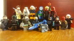 DC figs #8 The best rogues gallery in comics part 2 (brennenmcgivern) Tags: 8