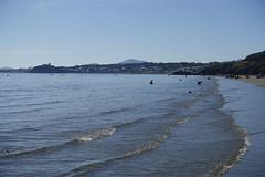 D18654.  Black Rock Sands. (Ron Fisher) Tags: blackrocksands morfabychan beach sand coast shore cymru gogleddcymru gwynedd northwales wales porthmadog sea seaside sony sonyrx100m3 sonyrx100iii