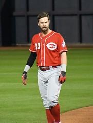 Jesse Winker hatless (jkstrapme 2) Tags: baseball jock cup bulge crotch jockstrap