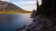 Lake Minnewanka, Banff National Park (Chris-Creations) Tags: