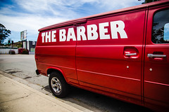 the barber [Day 3478]