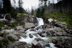 Cold Creek Waterfalls (novak.gabor) Tags: pentax k50 nature mountains hiking waterfall