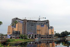 IMG_9247 (Passport to the Parks) Tags: disneys coronado springs resort construction update july 2018 disney hotel