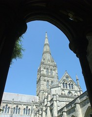Salisbury Cathedral (Living in Dorset) Tags: salisburycathedral spire cathedral salisbury wiltshire england uk gb