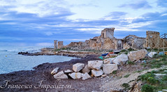The Night is coming... (Francesco Impellizzeri) Tags: trapani sicilia italy canon landscape ngc