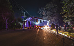 Moving House [2] (Robert Brienza) Tags: 2018 canon7d houseremoval longexposure masterton newzealand night renallsteet wairarapa winter adobelightroom lightroom wideanglelens canon1022 canon1022mm uwa nightphotography