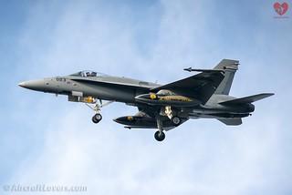 Swiss Air Force F/A-18C Hornet
