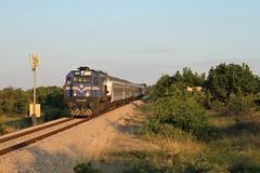 2044 007 (Drehstromkutscher) Tags: hz hrvatske železnice railway railfanning railways railroad train trainspotting trains eisenbahn zug nachtzug kroatien croatia