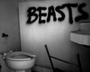 """Beasts"" (RobMatthews) Tags: graffiti newyorkstate letchworthvillage mental institution"