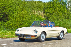 "Alfa Romeo 2.0 Spider ""Duetto"" 1982 (3944) (Le Photiste) Tags: clay alfaromeoautomobilesspaturinitaly alfaromeo20spider ca 1982 alfaromeospider2aseriestipo11519691983codatroncasquaretailveloce2000 italiansportscar simplywhite lelystadthenetherlands thenetherlands oddvehicle oddtransport rarevehicle yp81vj sidecode4 afeastformyeyes aphotographersview autofocus artisticimpressions alltypesoftransport blinkagain beautifulcapture bestpeople'schoice bloodsweatandgear gearheads creativeimpuls cazadoresdeimágenes carscarscars canonflickraward digifotopro damncoolphotographers digitalcreations django'smaster friendsforever finegold fairplay fandevoitures greatphotographers peacetookovermyheart hairygitselite ineffable infinitexposure iqimagequality interesting inmyeyes lovelyshot lovelyflickr livingwithmultiplesclerosisms myfriendspictures mastersofcreativephotography niceasitgets photographers prophoto photographicworld planetearthtransport planetearthbackintheday photomix soe simplysuperb saariysqualitypictures slowride showcaseimages simplythebest thebestshot thepitstopshop themachines transportofallkinds theredgroup thelooklevel1red simplybecause vividstriking wheelsanythingthatrolls wow yourbestoftoday oldtimer"