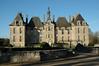 Château de Saint-Loup-sur-Thouet à Saint-Loup-Lamairé (Deux-Sèvres) (Feldpost 14) Tags: 79 deuxsèvres saintlouplamairé saintloupsurthouet château