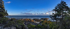 Odyssey Shores (anj_p) Tags: odysseyshores pacific ocean panorama ucluelet vancouverisland rugged shores