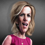 Laura Ingraham - Caricature thumbnail