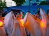Dancers in the Lotus Lantern Parade, Seoul (buddhistfunk) Tags: parade night festival girl dance soldier ceremony palace buddah buddhist buddhism lotus music musician seoul korea korean asia asian south