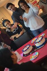 Awarding Aftermath (armaankrishnar) Tags: 18th birthday party cake icing