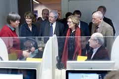 Inauguration du pôle des langues et civilisations (gip-bulac) Tags: genevieve legrand jeanpaul jacques inauguration huchon gregoiremaisonneuve fioraso 2013 paris france