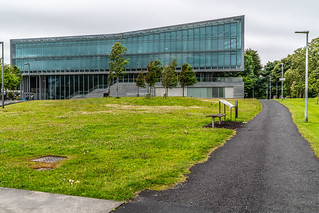 THE NUI CAMPUS IN GALWAY [A REALLY REALLY WET DAY]-141322