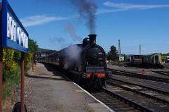 IMGP1003 (Steve Guess) Tags: boatofgarten station strathspey steam heritage preserved railway aviemore highlands scotland gb uk caledonian cr 060 loco locomotive
