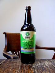Hopopotamus IPA (knightbefore_99) Tags: booze bottle tasty great cool table chair best awesome hopopotamus ipa india pale ale pivo cerveza beer craft bigrock oak aged