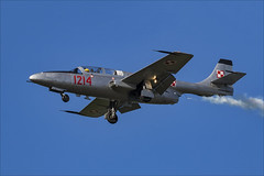 PZL-Mielec TS-11 Iskra bis D - 06 (NickJ 1972) Tags: poznan airshow 2018 aviation pzl mielec ts11 iskra bis spybc 1214