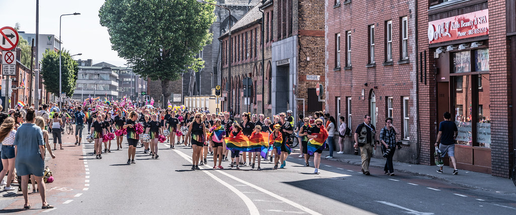 ABOUT SIXTY THOUSAND TOOK PART IN THE DUBLIN LGBTI+ PARADE TODAY[ SATURDAY 30 JUNE 2018]-141724
