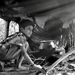Indian Village Boy's Kitchen Preparation thumbnail