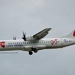 CSA Czech Airlines OK-MFT ATR 72-500 (72-212A) cn/761