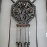 Porte d'entrée de magasin, 1928, Siegel, Musée des Années 30, avenue André Morizet, Boulogne-Billancourt, Hauts-de-Seine, Île-de-France, France. thumbnail