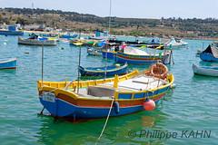 Malte 1061_DxO (kahnhp) Tags: bâteau marsaxlokk malte mlt