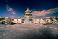 United States Capitol (dzheraff) Tags: architecture city cityscape cityview sky cloudy usa building america