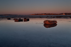 Long Reef Sunrise 2 (RoosterMan64) Tags: australia longexposure longreef nsw northernbeaches rockshelf rocks seascaspe sunrise