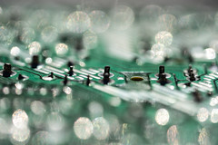 Electronic dreams. (LACPIXEL) Tags: macromondays macro hmm insideelectronics electronic dream rêve sueño electronico bokeh inside electronics électronique sony ilce7rm3 a7r3 flickr lacpixel