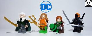 DC Comics - Panda-Verse Minifigures
