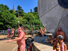 IMG_20180707_134018w (Kernow_88) Tags: exeter world worldnakedbikeride wnbr naked nature nude nudity bike biking bikes ride exeternakedbikeride exeternakedcycleride earth enviroment protest nakedprotest safety cycling cyclist cyclists cycle july 2018 devon uk britain bluesky crowd crowds city centre center central clearsky day dayout england fun greatbritain group outdoor out outside outdoors people public quay river sunny sunnyday summer sky view weather great water waterfront canal swim swimming skinny dip dipping skinnydip skinnydipping enjoy enjoyable
