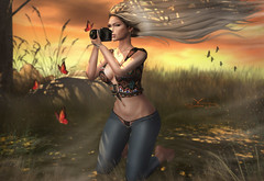 # ♥537 (sophieso.demonia) Tags: tableau vivant miss chelsea bb vanilla bae equal10 ro