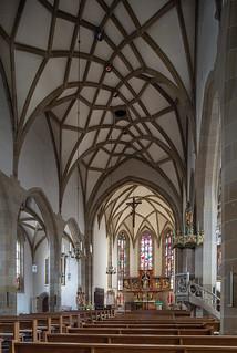 Stadtpfarrkirche Mariä Himmelfahrt (Bad Königshofen im Grabfeld)