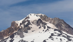 Rescue Flight (maytag97) Tags: maytag97 nikon d750 mount hood oregon summer cascade mountain range snow blue mt landscape river white scenic capped forest sky beautiful view nature beauty green travel fun usa outdoors tourism high rural recreation