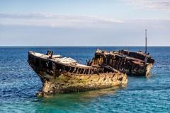 Heron Island Wreck-4 (Quick Shot Photos) Tags: canon canoncollective greatbarrierreef heronisland padi queensland underwater bogie australia au