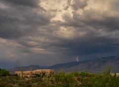 Monsoon Season Begins - Tucson, AZ (QuietRain31) Tags: az arizona july monsoon monsoonseason tucson monsoons ngc natgeo weather storms thunder lightning 2018 visittucson