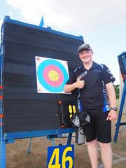 SAW 2018 - sunday (Bimbling Along) Tags: archery nationaltour agb archerygb saw surreyarcheryweekend bows arrows shooting