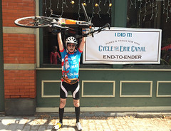 I Did IT  #cycletheerie (Len Radin) Tags: albany cycle bicycle erie cat catinthehat newyork cycling tour quackenbush canal cycletheeriecanal eriecanal touring bicycletour parksandtrails eire travel radin feltbicycle ridetheerie cycletheerie cycleerie الحب 爱 liebe amore bicicletta 自行车 cykel vélo אופניים ποδήλατο велосипед साइकिल g دراجة fiets fahrrad 自転車 bicicleta