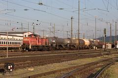 DB 294 803 Basel Bad (daveymills37886) Tags: db 294 803 basel bad baureihe