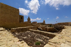 CIttadella, Rabat (Victoria), Gozo, Malta, June 2018 418 (tango-) Tags: malta malte мальта 馬耳他 هاون isola island gozo rabat cittadella victoria