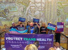 2018.07.17 #ProtectTransHealth Rally, Washington, DC USA 04710