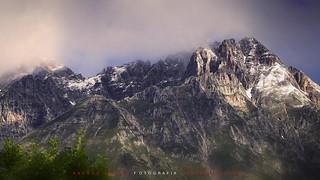 Los Alpes en Innsbruck