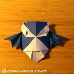 "Origami Challenge 85/365 ""Gufo 2D"" Modello creato nel 2016. ------------------------------------------- ""Owl 2D"" Model created in 2016.  #origami #cartapiegata #paperfolding #papiroflexia  #paper #paperart #createdandfolded #originaldesign   #danielacarbo (Nocciola_) Tags: origami2d gufo paperart owl cartapiegata createdandfolded papiroflexia paperfolding originaldesign danielacarboniorigami paper origami"