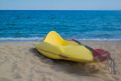 Ride (nikos__pot) Tags: sea summer sun sand beach