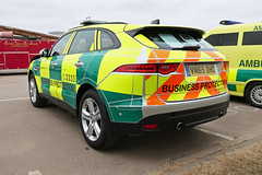 VN65 ZHG (Emergency_Vehicles) Tags: jaguar land rover business protection