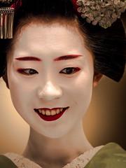 五花街の夕べ 2018 - 06 (Stéphane Barbery) Tags: gokagai geiko japan japon kyoto maiko 五花街の夕べ 京都 日本 舞子 芸子